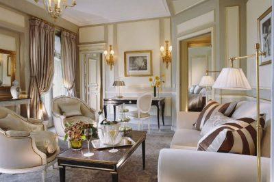 освещение гостиной кантри (9)