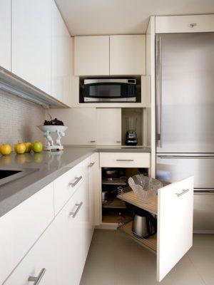 Перепланировка малогабаритной кухни (33)