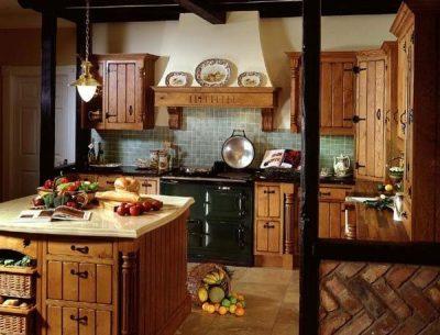 декорирование кухни кантри (8)