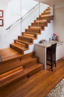 деревянные лестницы на 2 этаж (6)