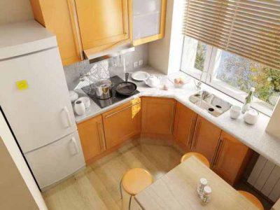 дизайн кухни в хрущевке (19)