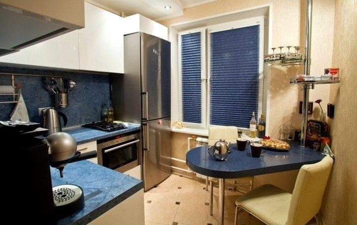дизайн кухни в хрущевке (31)