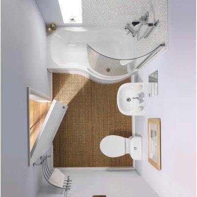 дизайн маленькой ванной (35)