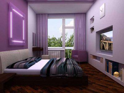 дизайн спальни в хрущевке (12)