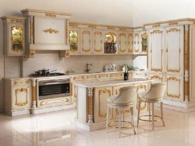 кухня в классическом стиле (4)
