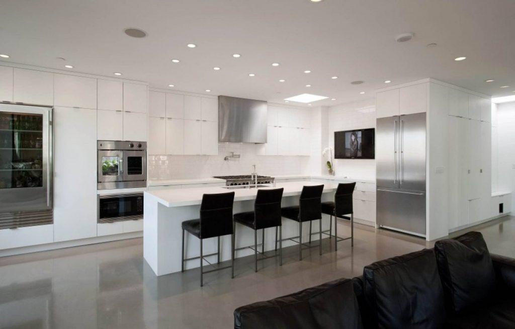 кухня в минималистичном стиле (12)