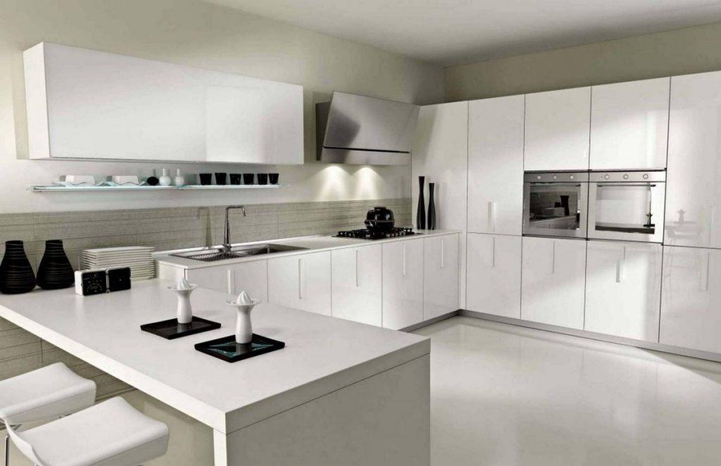 кухня в минималистичном стиле (8)