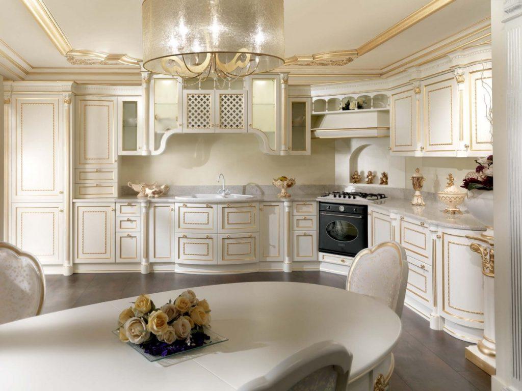 мебель для классической кухни (2)