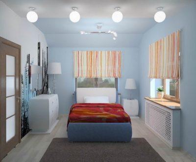 мебель для компактной спальни (14)