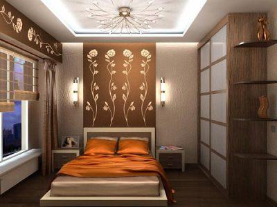 мебель для компактной спальни (35)