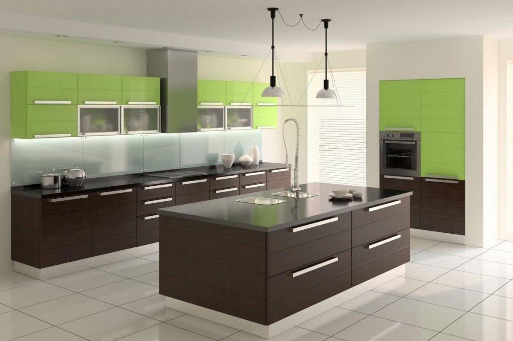 мебель для кухни минимализм (35)