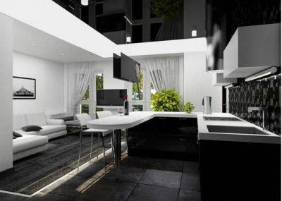 мебель для кухни минимализм (5)