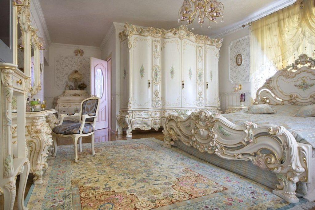 мебель для спальни барокко (27)