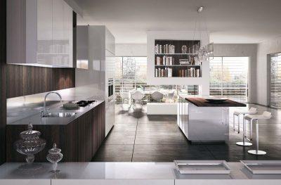 мебель на кухню hi-tech (41)