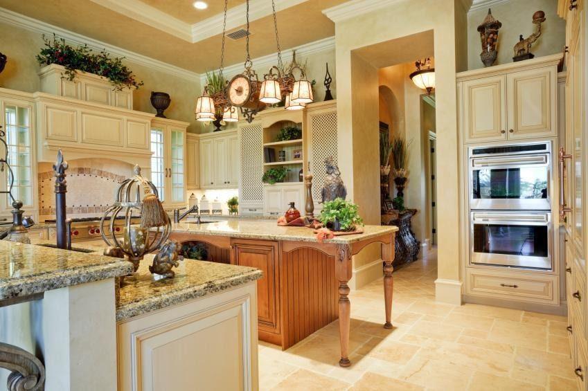 мебель в кантри кухню (18)