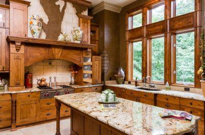 мебель в кантри кухню (5)