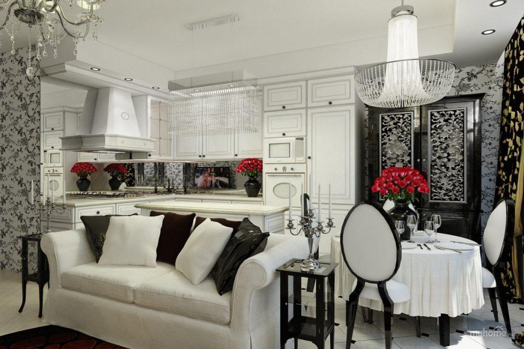мебель в кухню арт деко (11)