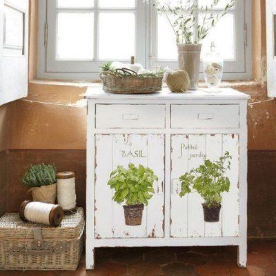 мебель в кухню шебби шик (2)