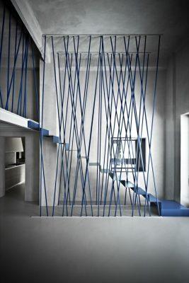 металлические лестницы на 2 этаж (11)