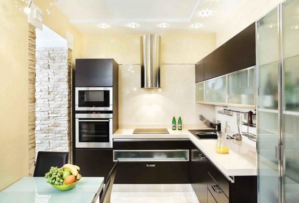 оформление кухни модерн (47)