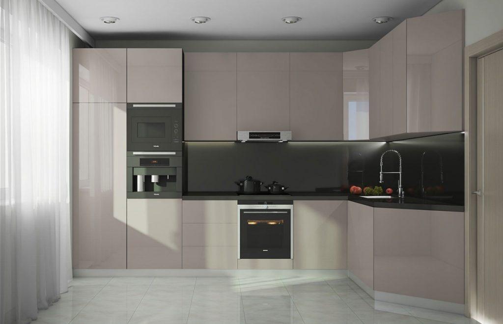 оформление минималистичной кухни (20)