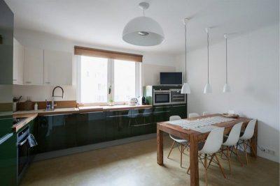 освещение кухни минимализм (13)