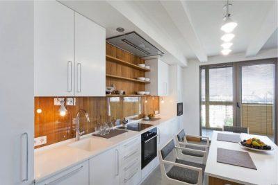 освещение кухни минимализм (15)