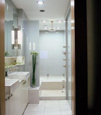 освещение маленькой ванной (18)