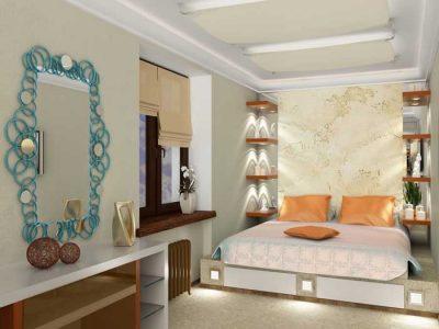 освещение в спальне-хрущевке (6)