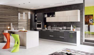 отделка кухни hi-tech (22)