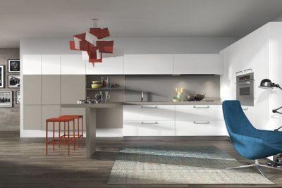 отделка кухни hi-tech (23)