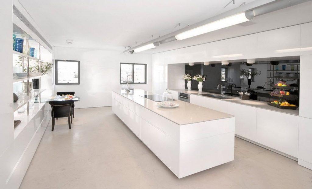 отделка кухни hi-tech (29)