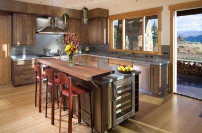 отделка кухни кантри (10)