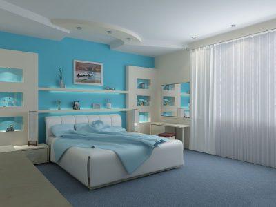 гипсокартонные потолки 2021 (63)