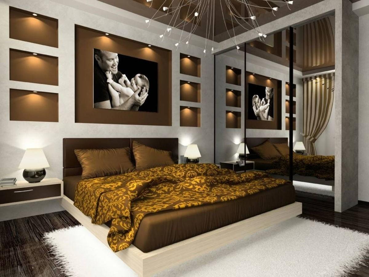 Красивые картинки спальни