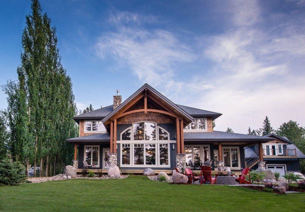 красивые деревянные дома фотогалерея последнее время рэпер