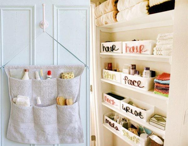 Лучшие идеи для организации места под хранение в маленькой спальне