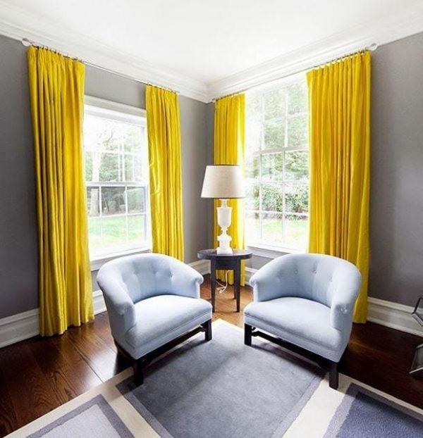 Украшаем комнату: какие шторы отлично смотрятся в каждой части помещения