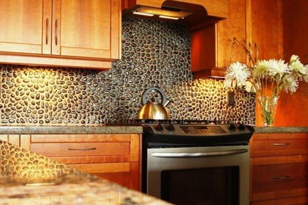 Идеи для кухонного фартука