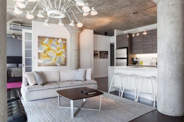 Кухня-гостиная – модный комфорт