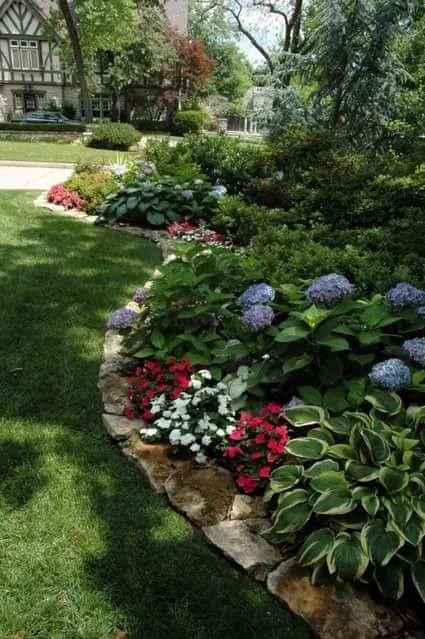 Топ идей для оформления сада