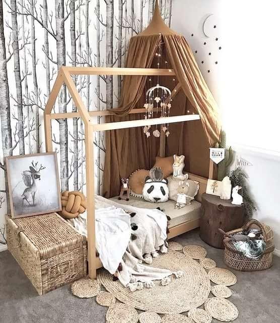Детская комната – стильное пространство без стереотипов
