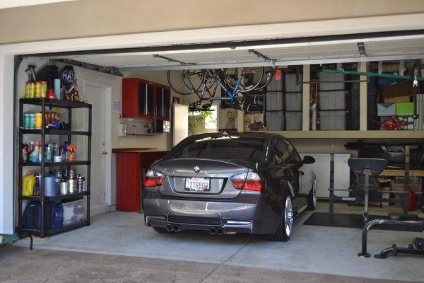 Идеальный гараж для собственного авто