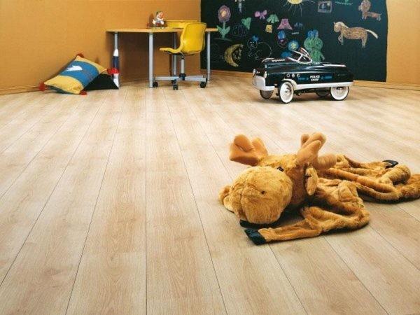Как правильно выбрать паркет для детской комнаты?