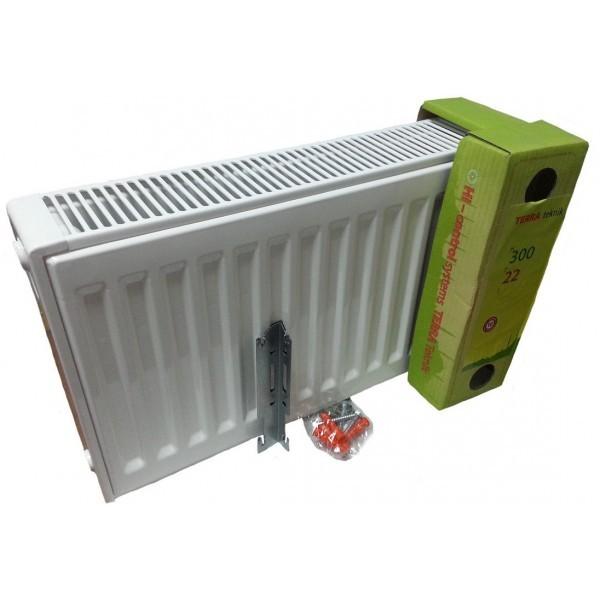 Радиатор из стали