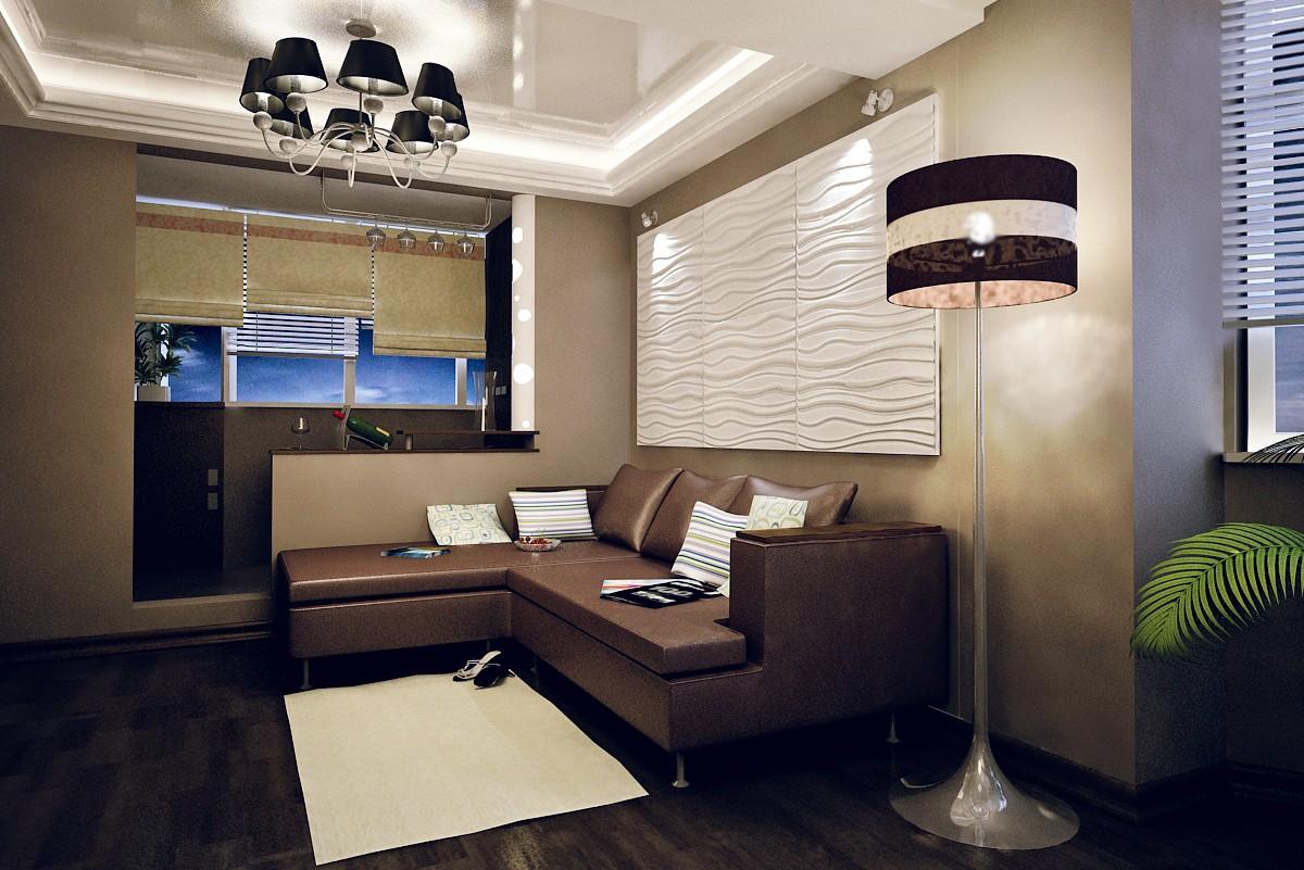 Гостиная фото дизайн в квартире реальные фото 2017