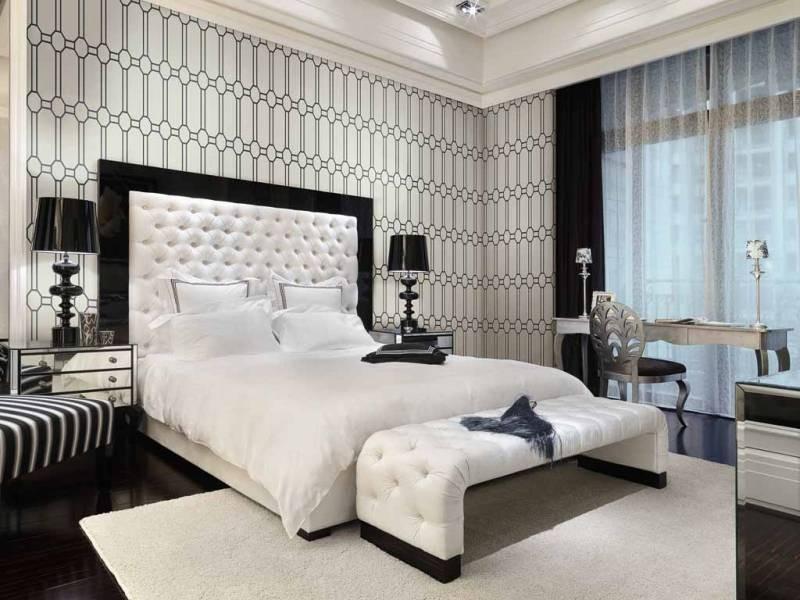 Актуальные цвета для отделки спальни (3)