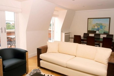 Мебель для маленького зала (11)