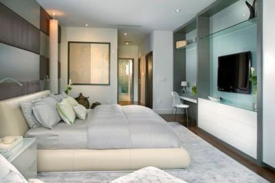 Спальня в стиле модерн 2018 (2)