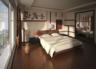 Спальня в восточном стиле 2018 (3)